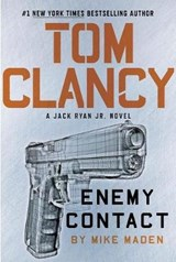 Tom Clancy Enemy Contact | Mike Maden |