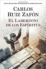 El laberinto de los espiritus / The Labyrinth of Spirits | RUIZ ZAFON, Carlos | 9780525562887