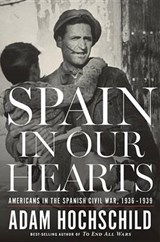 Spain in Our Hearts | Adam Hochschild | 9780547973180