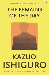 Remains of the day | Kazuo Ishiguro | 9780571258246