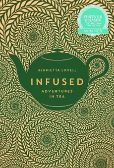 Infused : adventures in tea