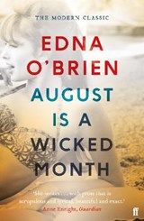 August is a Wicked Month | Edna O'brien |