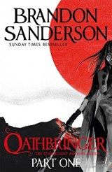 Oathbringer part one | Brandon Sanderson |