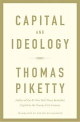 Capital and ideology | Thomas Piketty ; Arthur Goldhammer | 9780674980822