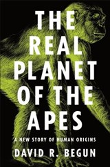 Real planet of the apes | Begun |