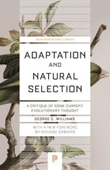 Adaptation and natural selection | George C. Williams | 9780691182865