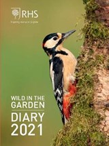 Rhs society wild in the garden pocket diary 2021 | Royal Horticultural Society | 9780711247338