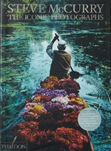 Steve mccurry iconic photographs | Anthony Bannon | 9780714865133