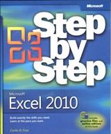 Microsoft Excel 2010 Step by Step | Curtis Frye |