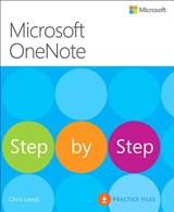 Microsoft OneNote Step by Step | Curtis Frye |