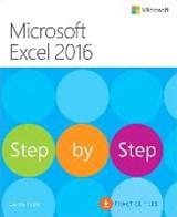 Microsoft Excel 2016 Step by Step   Curtis Frye  