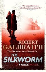 Cormoran strike (02): the silkworm | Robert Galbraith |