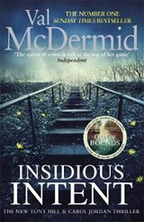 Insidious Intent | MCDERMID, Val | 9780751568240