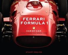 Ferrari formula 1 car by car