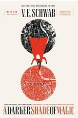 DARKER SHADE OF MAGIC | V. E. Schwab |