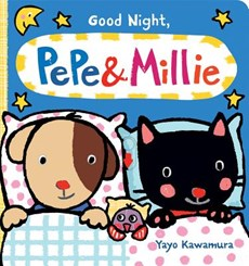 Good Night Pepe + Millie