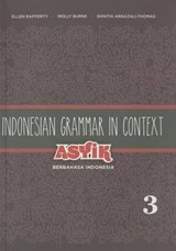 Indonesian Grammar in Context | Ellen Rafferty | 9780824835750