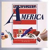 America: Frank Lloyd Wright, Calvin Klein, Coca Cola...And All That Jazz | Catherine Bush & Eric Flaum & Andrea Israel, Terri Lonnier, Jean Mills, e.a. |