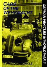Cars of the Wehrmacht | Reinhard Frank | 9780887406874