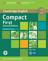 Compact First Workbook with Answers with Audio | Peter May |