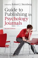 Guide to Publishing in Psychology Journals | Robert J. Sternberg |