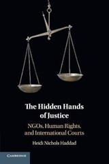 The Hidden Hands of Justice | California) Haddad Heidi Nichols (pomona College |