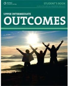 Outcomes Upper Intermediate Workbook (with key) + CD