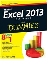 Excel 2013 All-in-One For Dummies | Greg Harvey |