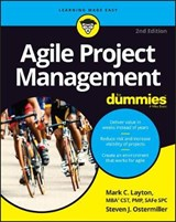 Agile Project Management for Dummies | Mark C. Layton | 9781119405696