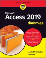 Access 2019 For Dummies | Laurie A. Ulrich ; Ken Cook |