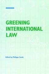 Greening International Law   Qc Sands Philippe  