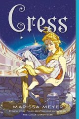 Lunar chronicles (03): cress | Marissa Meyer |