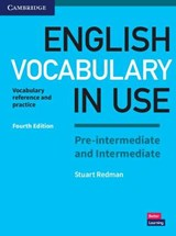 English Vocabulary in Use Pre-intermediate and Intermediate | Stuart Redman | 9781316631713