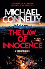 The law of innocence | Michael Connelly |