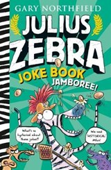 Julius zebra joke book jamboree | Gary Northfield |