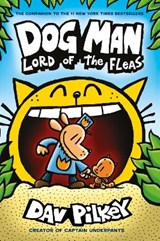 Dog Man 5: Lord of the Fleas PB | Dav Pilkey |