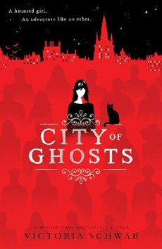 City of Ghosts (City of Ghosts #1)