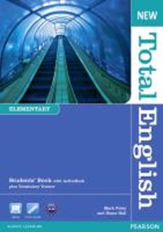 New Total English Elementary Students' Book (with Active Book CD-ROM)