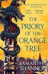Priory of the orange tree | Samantha Shannon |