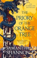 The Priory of the Orange Tree | Samantha Shannon | 9781408883440