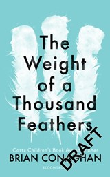 Weight of a thousand feathers | Brian Conaghan | 9781408889121