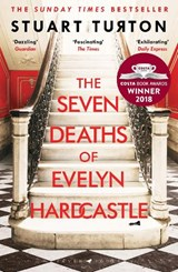 Seven deaths of evelyn hardcastle | stuart turton | 9781408889510