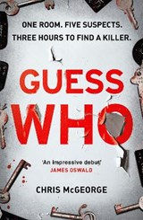Guess Who | Chris McGeorge | 9781409178088