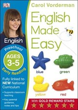 English Made Easy Early Reading Ages 3-5 Preschool | Carol Vorderman |