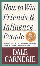 How to win friends and influence people | Dale Carnegie | 9781439199190