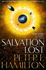 Salvation lost | Peter F. Hamilton |