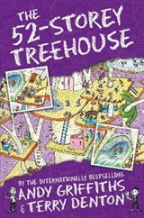 Treehouse books (04): 52-storey treehouse | Andy Griffiths |