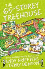 Treehouse books (05): 65-storey treehouse | Andy Griffiths |