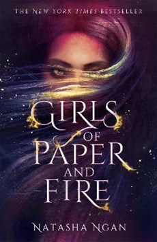 Girls of paper and fire (01): girls of paper and fire