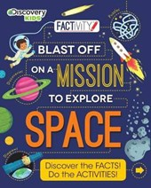 Discovery Kids Blast Off on a Mission to Explore Space